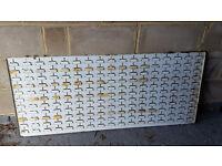 Garage/Workshop Storage Bin Racking