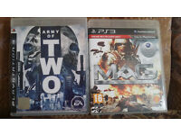 PS3 Games: Army of One, MAG