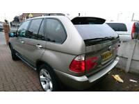 BMW X5 3.0i Petrol 2004