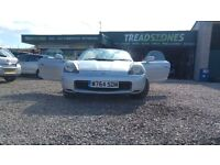 TOYOTA MR2 1.8 WITH LOW MILAGE ONLY 84000 / MITSUBISHI SPACE STAR 1.3