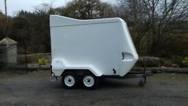 Trailer for sale. Tow a van trailer for sale. In good condition. £1400. Contact: 07729954706