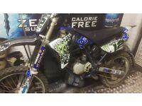 yamaha yz 85cc motocross bike spares or repair