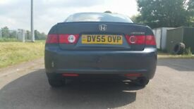 HONDA ACCORD 2.0 i-vtec 2005 LOW mielage & full service history