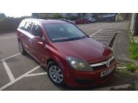 vauxhall astra club estate 2006 registration, 1.7 turbo diesel , covered only 134,000 miles