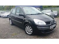 Renault Scenic 1.6 VVT Dynamique 5dr, LONG MOT. 2 FORMER KEEPERS. HPI CLEAR. IDEAL FOR FAMILIES