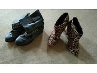 Ladies clothes and shoes