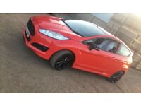 Ford Fiesta Zetec s (140) red edition