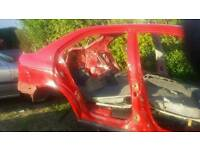 Rover 416sli bare shell scrap metal