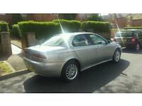 Alfa Romeo 156 1.9JTD Veloce Cat C Spares or Repairs
