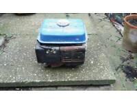 Generator, none runner