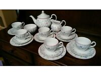 summer Chinz tea set