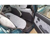 Daihatsu Charade 1.5 full MOT very good condition