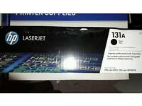 hp 131A toner cartridge (cf210a) BARGAIN