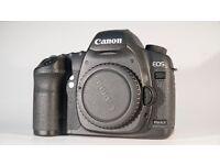 Canon EOS 5D MK2 mark II 2 DSLR camera body