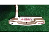 Ping Anser Milled putter