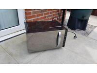 RUSSELL HOBBS RHFM2363B-HB Solo Microwave - Black