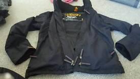 Ladies superdry coat L