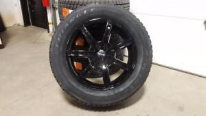 """20"""" WINTER Wheel and tire COMBO!! $1650 mounted and balanced!!"""