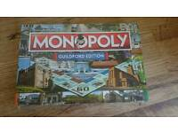 Guildford Monopoly brand new and sealed