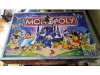 Board game Disney Monopoly