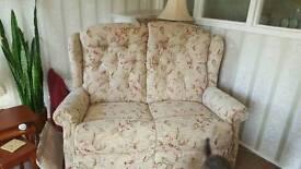 2x seater sofa