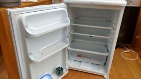 Hotpoint Iced Diamond RLAV21 under counter FRIDGE. Energy: A. Excellent working order.