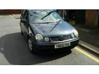 Vw polo 2003 quick sale