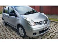 Nissan Note 2007 1.5 Diesel 130k miles, Not Corsa Astra Fiesta Yaris Civic jazz Golf Polo C3 C2 i30