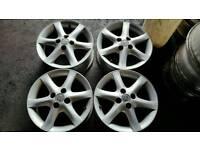 "Toyota corolla 15"" alloy wheels (auris, verso)"