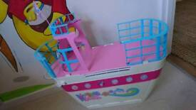 Barbie cruise ship COMPLETE