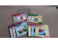 Read Write Inc Phonics, Oxford set of 12 books , level 1-4