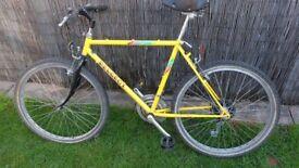 "Peugeot Sahara road bike. 20"" frame. Made in France. Retro Mens Classic"