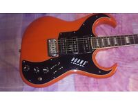 Burns (Bison) Ultrasound Guitar