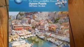 1000 piece jigsaw(complete)