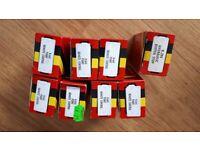 Hornby Railways 6x Point remote control, 2x Power unit controller, 1x Hydraulic buffer stop