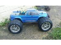 GS Storm Unlimited Truck