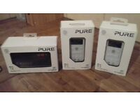Brand new 'PURE' digital radio-John Lewis