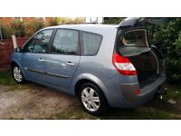 Renault Grand Scenic 1.6 low mileage clean like new car no mark on body full service history