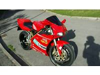 Ducati 996 2000 reg