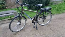 Hybrid electric bike