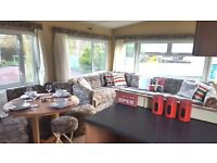 EASTER WEEK SPECIAL - Cheap Static Caravan for Sale in Morecambe, Lancashire. HALF PRICE SITE FEES.
