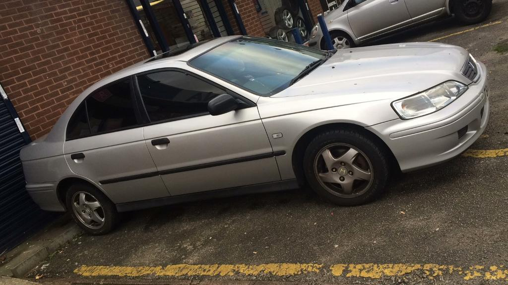 Honda accord 1 8 auto petrol 1999 in salford manchester for Manchester honda service