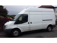 ROCKITT SERVICES. DERBY. MAN WITH A VAN. SPECIALISING IN SMALL MOVES. ANY DISTANCE CONSIDERED