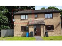 1 Bed Flat For rent. Creekmoor, Poole. BH17 7US