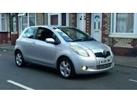 For sale Toyota Yaris 1.3SR 56 PLATE SEMI AUTO GREAT RUNNER PX AVAILABLE