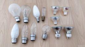 Assorted Lightbulbs
