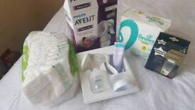 Philips Avent Comfort Natural Manual Breast Pump