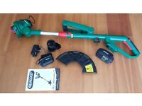 QUALCAST CORDLESS 18V GRASS TRIMMER