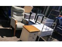Large amount of furniture to clear from £5