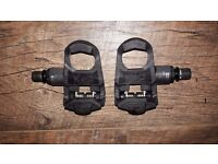 LOOK KEO Cycling Pedals, very little use, very good condition